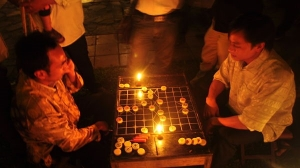 Chess on a Full Moon Night 3