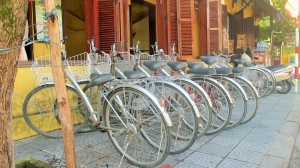 Bicycling in Hoi An. Hoi An Express Bicycle Tours