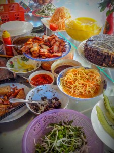 Street Food Guide: Safari Barney. Hoi An. Banh My Queen (1 of 1)