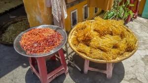 Street Food Guide: Safari Barney. Hoi An. Cao Lau Noodles; Chili (1 of 1)