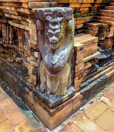 My-Son.-Statue-4, Hoi An