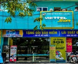 viettel electrical shopping hoi an