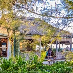 Hidden Beach Restaurant Hoi An