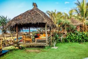 Soul Kitchen outside, hoi an, An Bang Beach