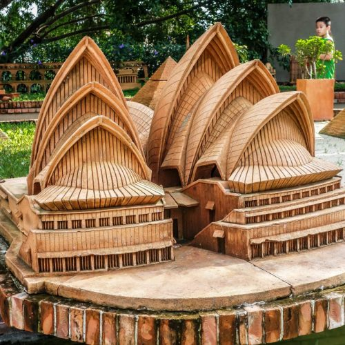 Thanh Ha Terracotta Park and Pottery Village