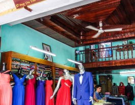 Miss Forget Me Not, Tailor, Tailors, Old Town, Ancient Quarter, Hoi An, Fabric, Garments, Suits, Shirts, Bespoke, Tailoring, Stitching, Dresses, Vietnam