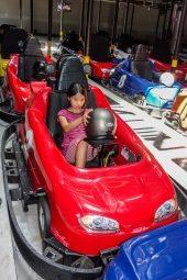 bumper cars Helio Da Nang
