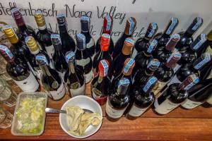Waterfront Restaurant wine, Da Nang