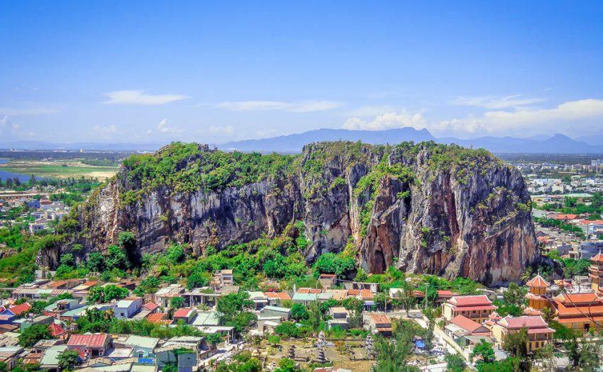 Marble Mountain (7) , Panorama 2, Da Nang, Hoi An