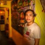 Nocturnal Artist owner, Lam. Hoi An Restaurant
