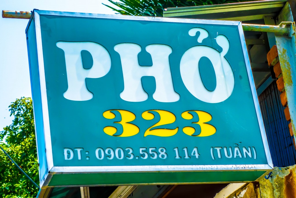 pho 323, Hoi An, cafe, cua dai road, food, street food