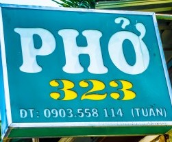 pho 323, Hoi An, cafe, cua dai road, food, street food