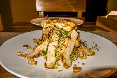 The Little Menu Food (1) Chicken Salad, Restaurant, Hoi An