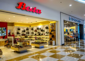 Vincom Shopping Mall, ground floor shoes