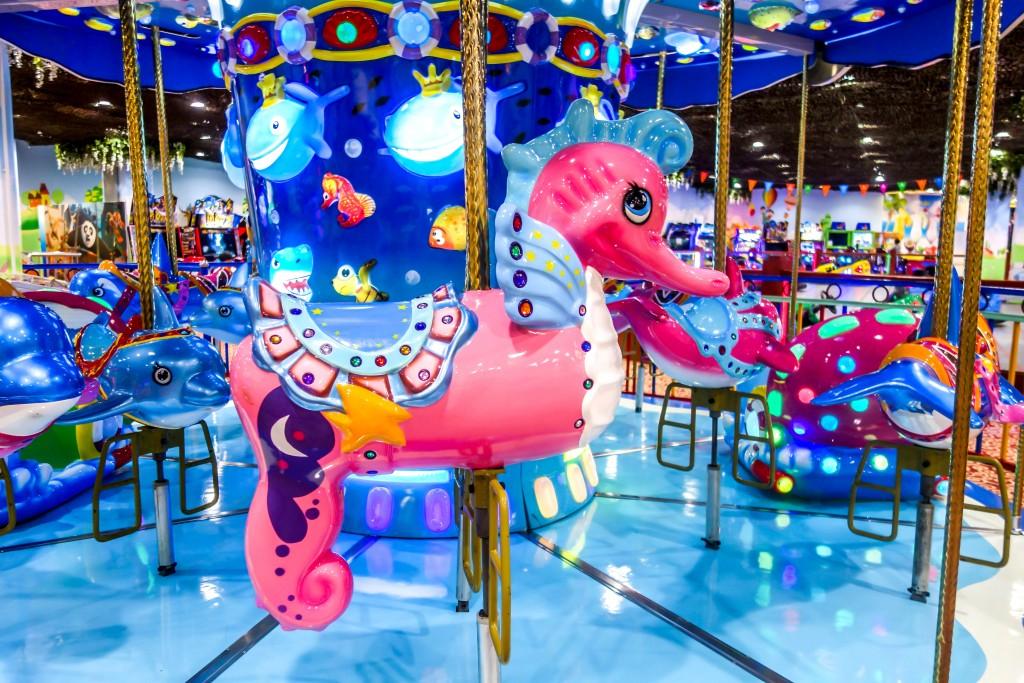 VinKE VinKE Merrygo round play centre children, Da Nang, Vincom Centre