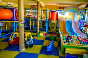 Playzone for Kids, indoor play centre, hoi an children amusements train climbing aparatus