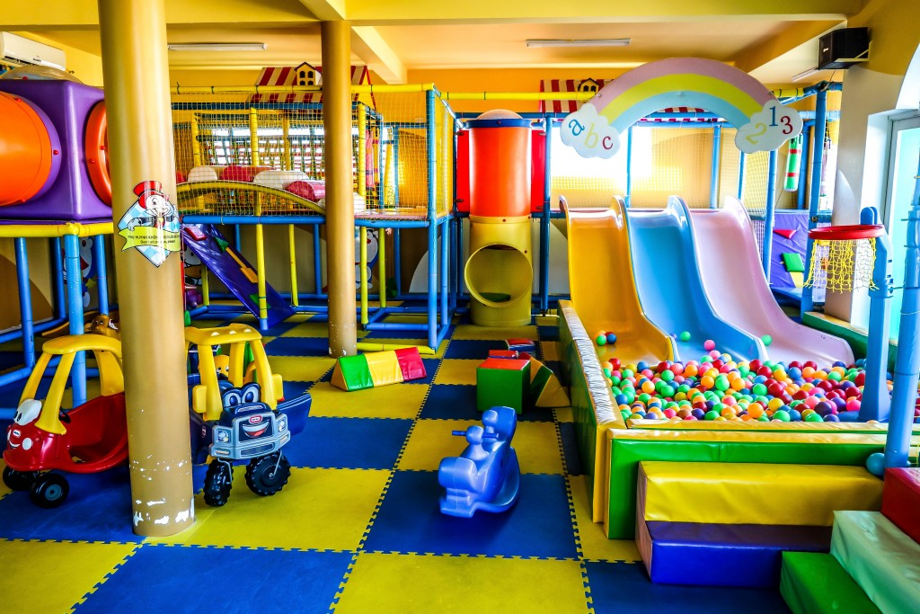 Play Zone for Kids, indoor play centre for children