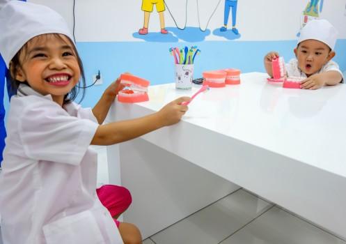 VinKE Children activities, VinKE Play centre, Edutainment, Da Nang, children, kids play