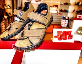 Rieker Antistress Shoes, Mens sandals, cheap shoes, discount shoes, Hoi An Old Town, Vietnam