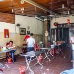 pho 323, Hoi An, inside cafe
