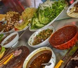Featured Image. Banh Mi ingredients, Banh Mi Phuong, Hoi An