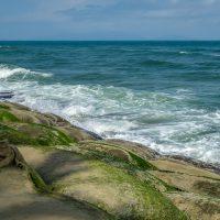 Cua Dai Beach sandbags, Hoi An