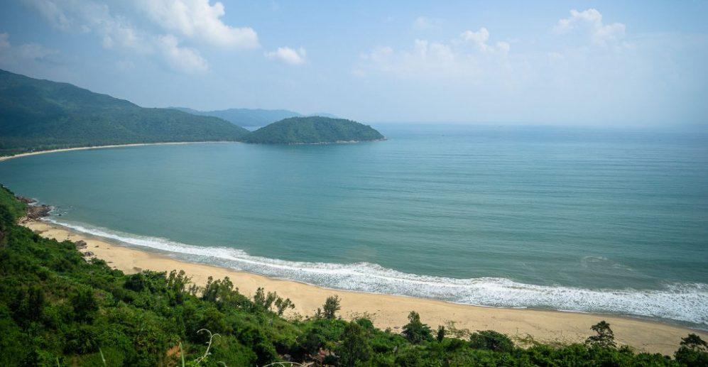 View from Hai Van Pass