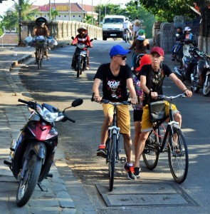 Banana Split Traffic, Hoi An