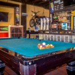 Hoi An Sports Bar pool table, Hoi An