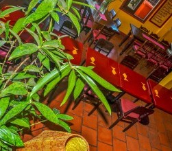 Featured Image, Mango Mango.Dining tables 1, Hoi An, Restaurant