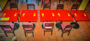 Mango Mango.Dining tables 2, Hoi An, Restaurant