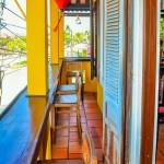 Mango Mango.Upstairs veranda, Hoi An, Restaurant