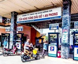 Ha Ba Trung Petrol garage to AVOID, Hoi An
