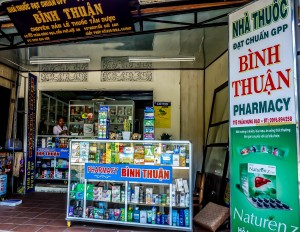 Chemist, Hoi An, pharmacy
