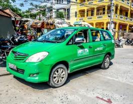 Mai Linh Taxi, Hoi An
