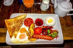 big breakfast, dingo deli, western food, coffee