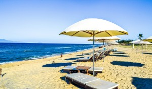 Hidden beach, hoi An, swimming