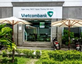 opening a bank account in Vietnam, Vietcombank