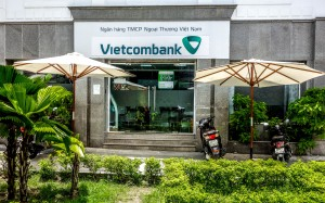 Opening a bank account in Vietnam. bank vietcombank, hoi an