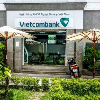bank vietcombank, hoi an