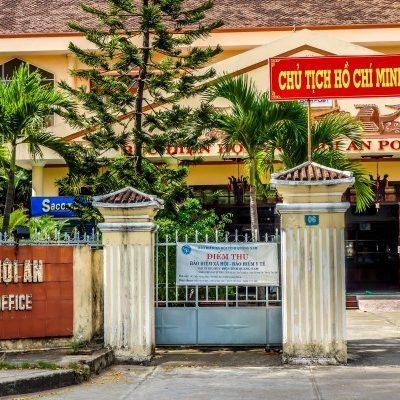 Hoi An Post Office, Vietnam