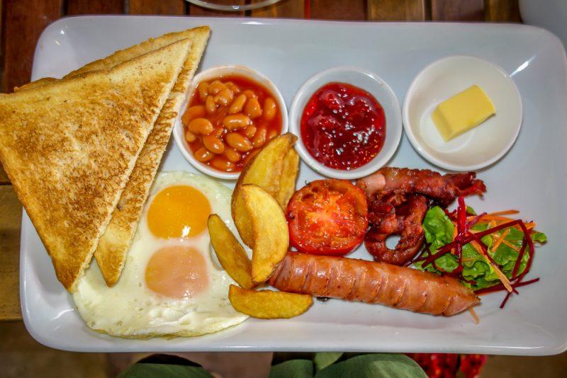 Breakfasts in Hoi An. Dingo Deli