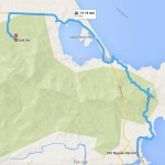 From Danang to Elephant Springs google maps