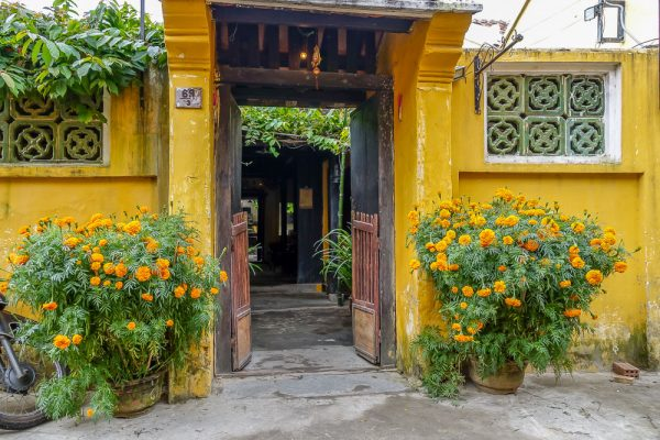 Cafe Le Fe, Hoi An, external