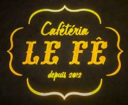 Cafe Le Fe, Hoi An, sign