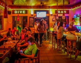 Dive Bar, Divers, Expat Bar, Expats, Local Hangout, Locals, Backpackers, Hoi An, Diving, Cocktails, Mixology, Classes, Drinks, Drinking, Lounge, Pub, Lounge, Club, Nightlife, Food, Restaurant, Cham Islands, Scuba, Beer
