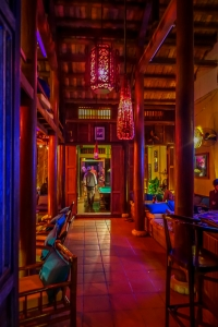 Dive Bar, Hoi An, lounge