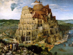 The Vietnamese Babel Fish. Tower of Babel
