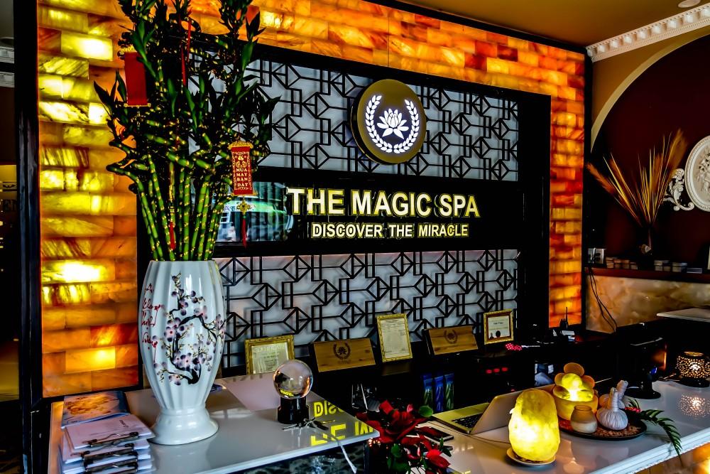 the magic spa, hoi an, vietnam