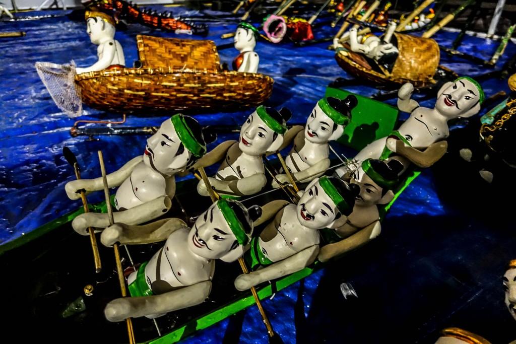 Hoi An Water Puppet Show, Hoi An, vietnam